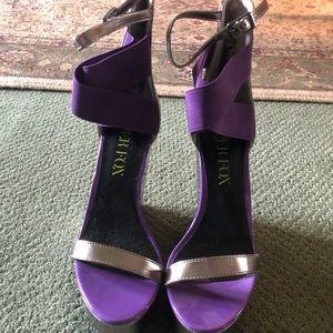 Women's heel wedges